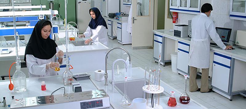 خدمات آزمایشگاه